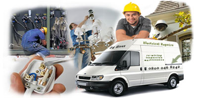 Finchley electricians